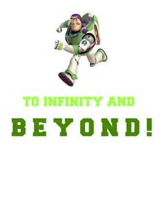 To The Infinity And Beyond Buzz Lightyear To Infinity And Beyond By Rachelsmagicalprints