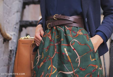 Tutorial Preview Diy A Line Skirt W Pockets by Tutorial Preview Diy A Line Skirt W Pockets