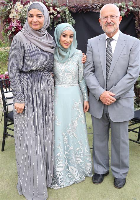 Dress Tenis Putih wedding feature rayan khodr amust