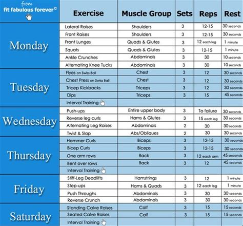 at home work out plan workout plans for women exercise routines for women