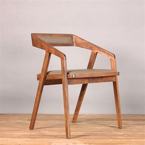 Modern Wood Dining Chair Image Gallery Modern Wood Chair