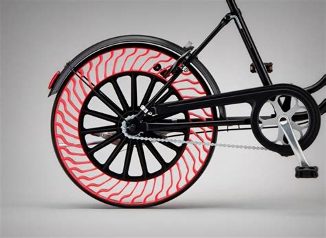 Bridgestone Airless Tires by Dump The These Tires Are Airless Yanko Design