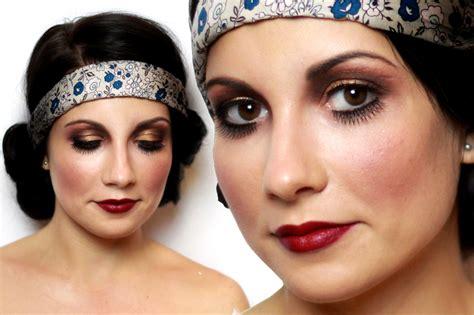gatsby makeup tutorial great gatsby makeup tutorial www pixshark com images