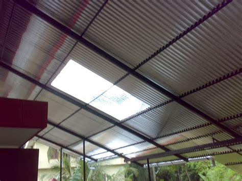 aluminium roofing sheet gharexpert