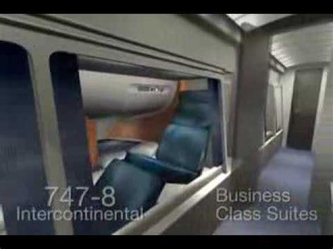 boeing 747 interno l interno di un boing 747
