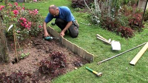 creare un aiuola in giardino bordure per aiuole giardinaggio come realizzare le