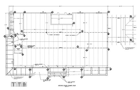 steel floor framing plan timber frame barn floor plans sheds how
