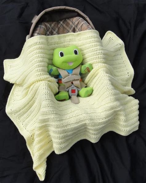 infant car seat blanket 17 best images about crochet carseat blanket on