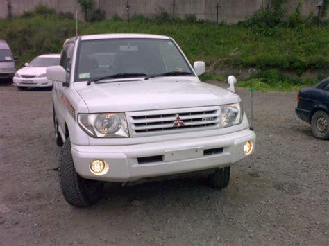 mitsubishi pajero io 2000 2000 mitsubishi pajero io for sale 2000cc gasoline