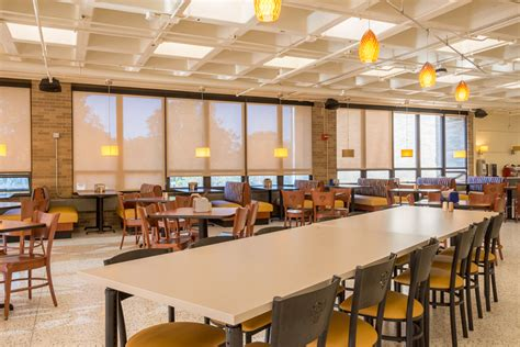 Corporate Food Court Design | west chester university rams head food court a design by