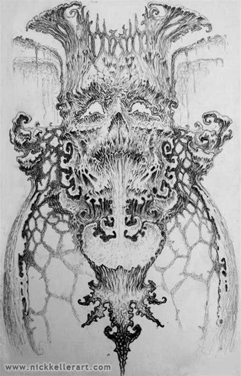 Drawings & Sketches - The Art of Nick Keller