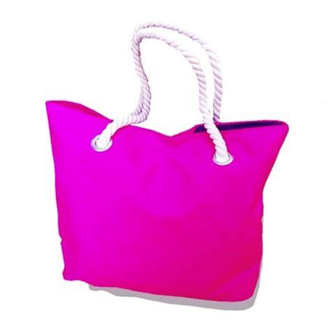 sac de plage kaili fushia