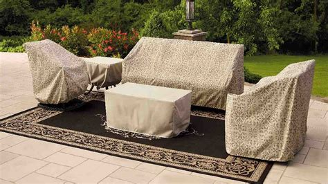 Outdoor Patio Furniture Cover Waterproof Outdoor Patio Furniture Covers Home Furniture Design