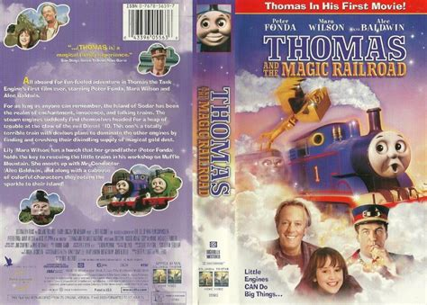 And The Magic L vintage and the magic railroad tank engine friends vhs ebay