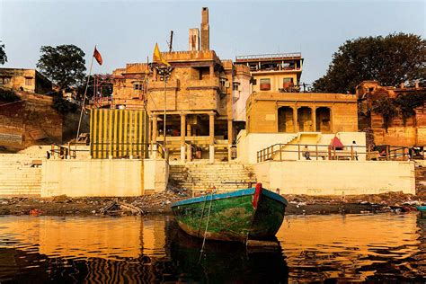 on a boat ride respect boat ride along the ganges river 1 varanasi india