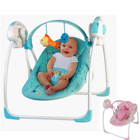 electric swings for babies primi baby electric cradle rocking chair portable swings