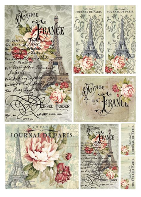 Decoupage Pictures For Sale - papier do decoupage steria papier ry綣owy a4 dfsa4025