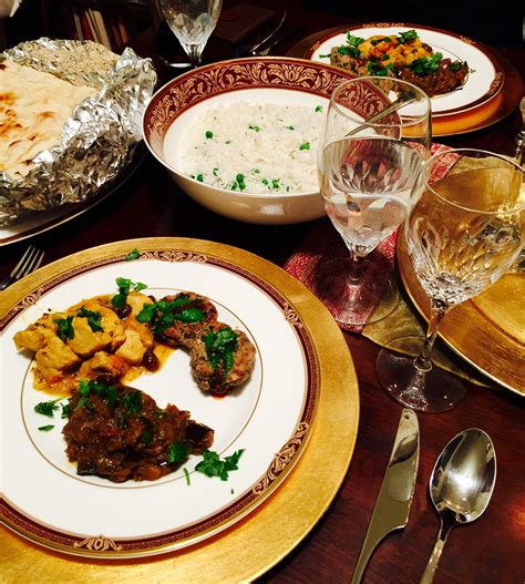 elegant dinner hosting an elegant indian dinner party big apple curry
