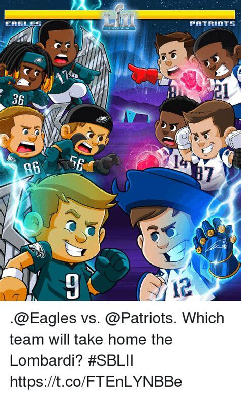 Eagles Vs Patriots Memes
