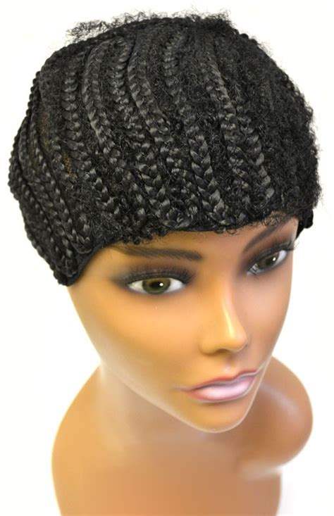 weave cap styles for weddings shake n go protectif style braided cap for crochet braids
