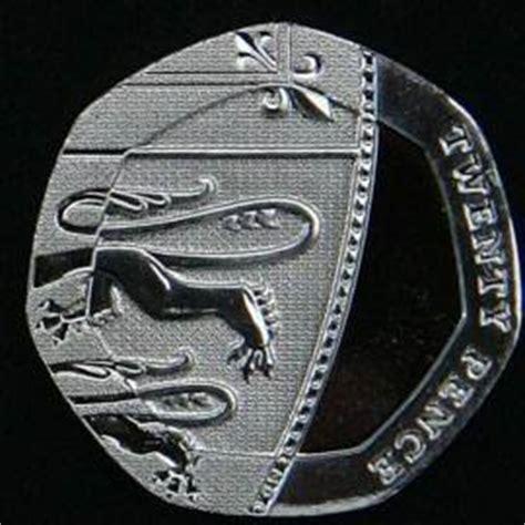 Koin Elizabeth Ll Dg Reg Fd uk decimal coins twenty pence