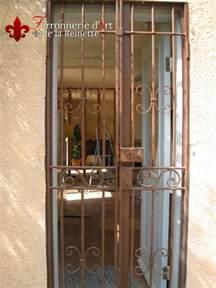 grille en fer pour porte d entr 233 e 224 maximin