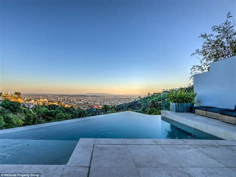 jordan maron house minecraft youtube star jordan maron s 4 5m house in the hollywood hills daily mail