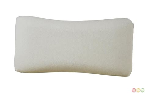 Size Pillows by Casual White King Size Memory Foam Standard Pillow