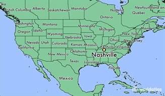 where is nashville tn where is nashville tn located