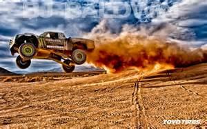 Wheels Baja Truck Jump Bj Baldwin 2560x1600 Wallpapers