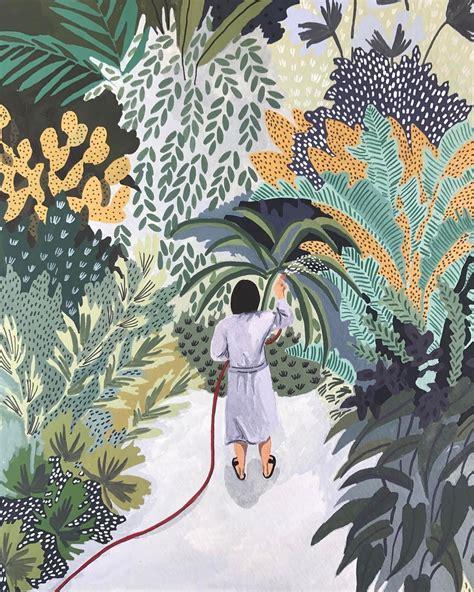 summer illustrations thatll     escape
