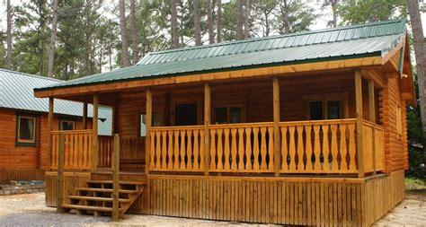 log cabin kits  resorts frontier camping log cabin kit