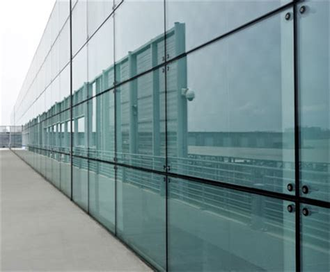 structural curtain wall structural glass