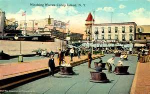 coney island history independent rides