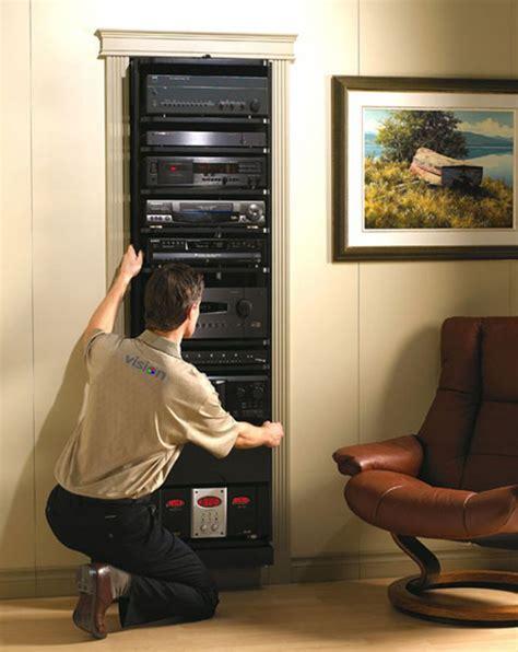 avtrack home theatre storage solution furniture at