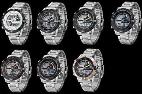 Jam Tangan Fossil 3005 amst jam tangan digital analog pria am3005 silver gold
