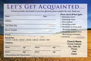 church visitor cards templates visitor cards printing calvary publishing