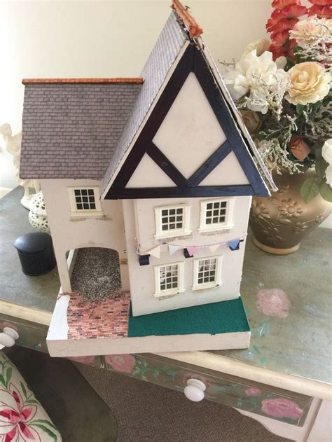 triang dolls house for sale 1000 images about dolls house horrors on pinterest painted flowers vintage and wooden dolls