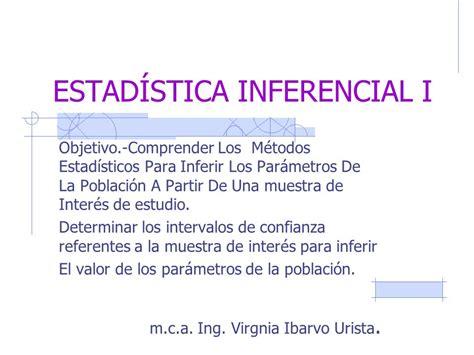 diferencia entre preguntas inferenciales y literales estad 205 stica inferencial i ppt video online descargar