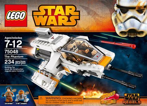 wars rebels lego wars rebels lego sets reveal new looks at the