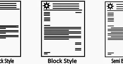 Indented Style Surat Niaga by Bentuk Surat Dinas Dan Bentuk Surat Resmi Niaga Website