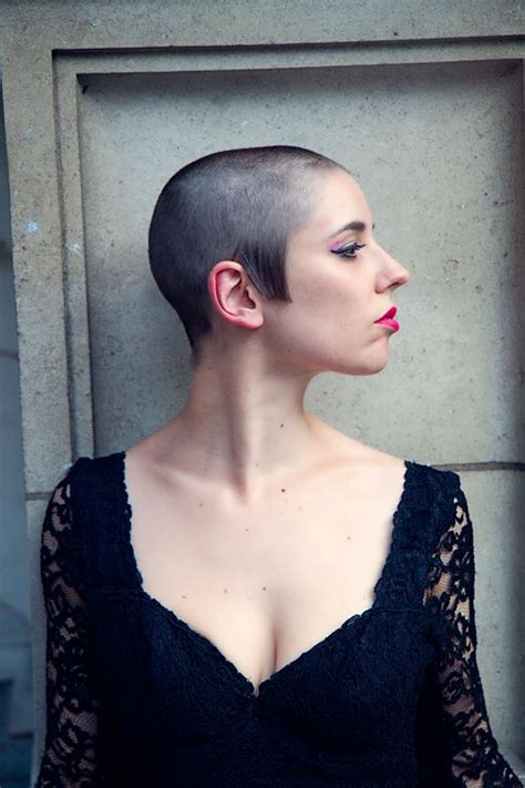 how to cut sideburns on a women step by step 1000 images about buzz cut women on pinterest buzz cuts