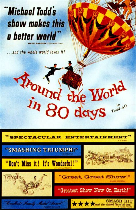Around The World In 80 Days around the world in 80 days