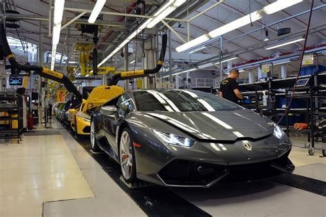 lamborghini factory lamborghini factory the