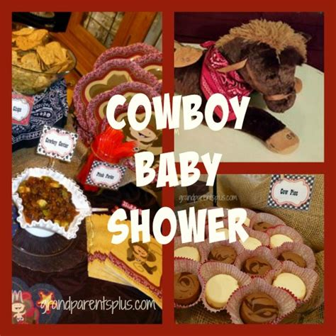 Cowboy Decorations For Baby Shower by Cowboy Baby Shower Decorations Www Imgkid The