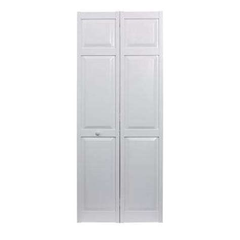 32 Bifold Closet Doors 32 X 79 Bi Fold Doors Interior Closet Doors Doors Windows The Home Depot