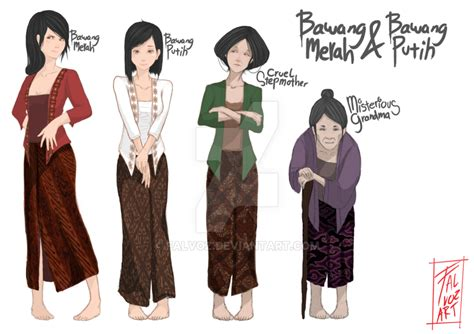 Shoo Bawang bawang merah and bawang putih by falvoz on deviantart