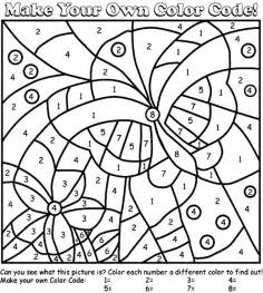 Butterfly Color By Number Coloring Page Crayola Com