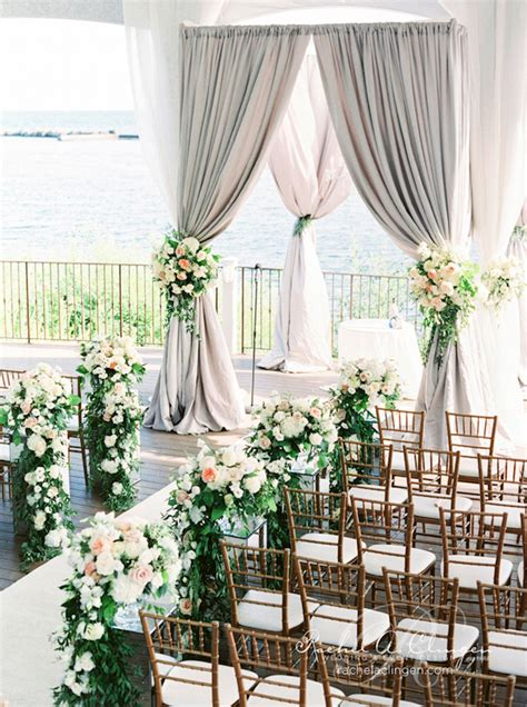 outdoor wedding ceremony ideas 3 20 wedding ceremony ideas that will take your breath away the magazine