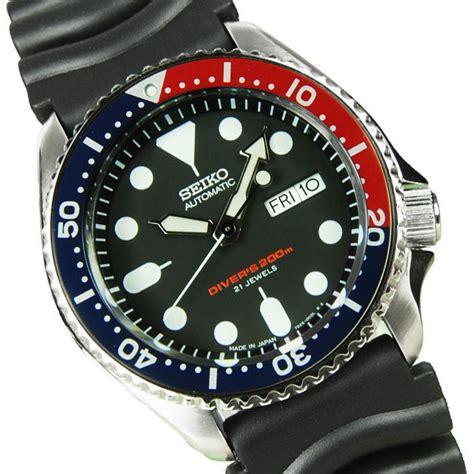 Seiko 5 Sports Skz247k1 Automativ Diver 200m Black Jam Skz247 seiko divers automatic 200m sports skx009j skx009k1